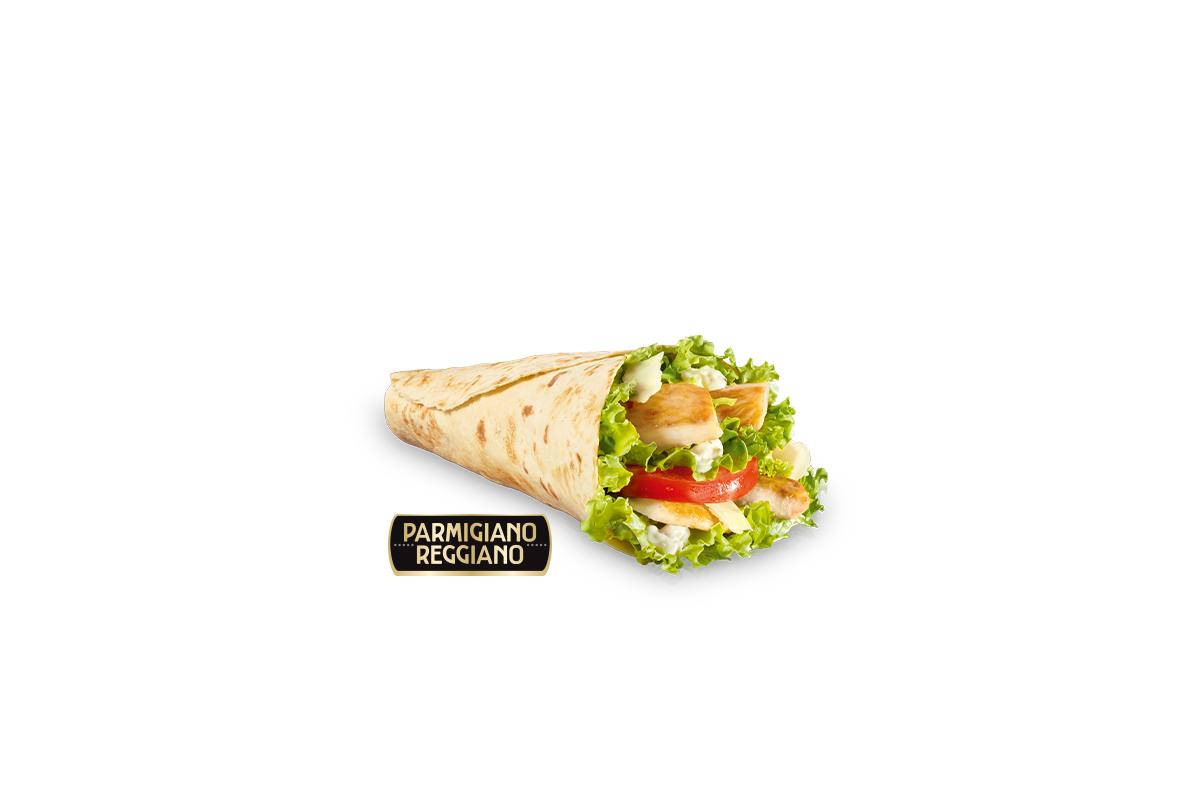 McWrap Caesar Cheese Pollo alla piastra