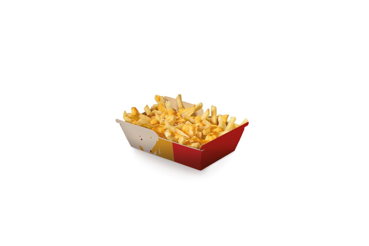 Le Ricche Fries Cheddar