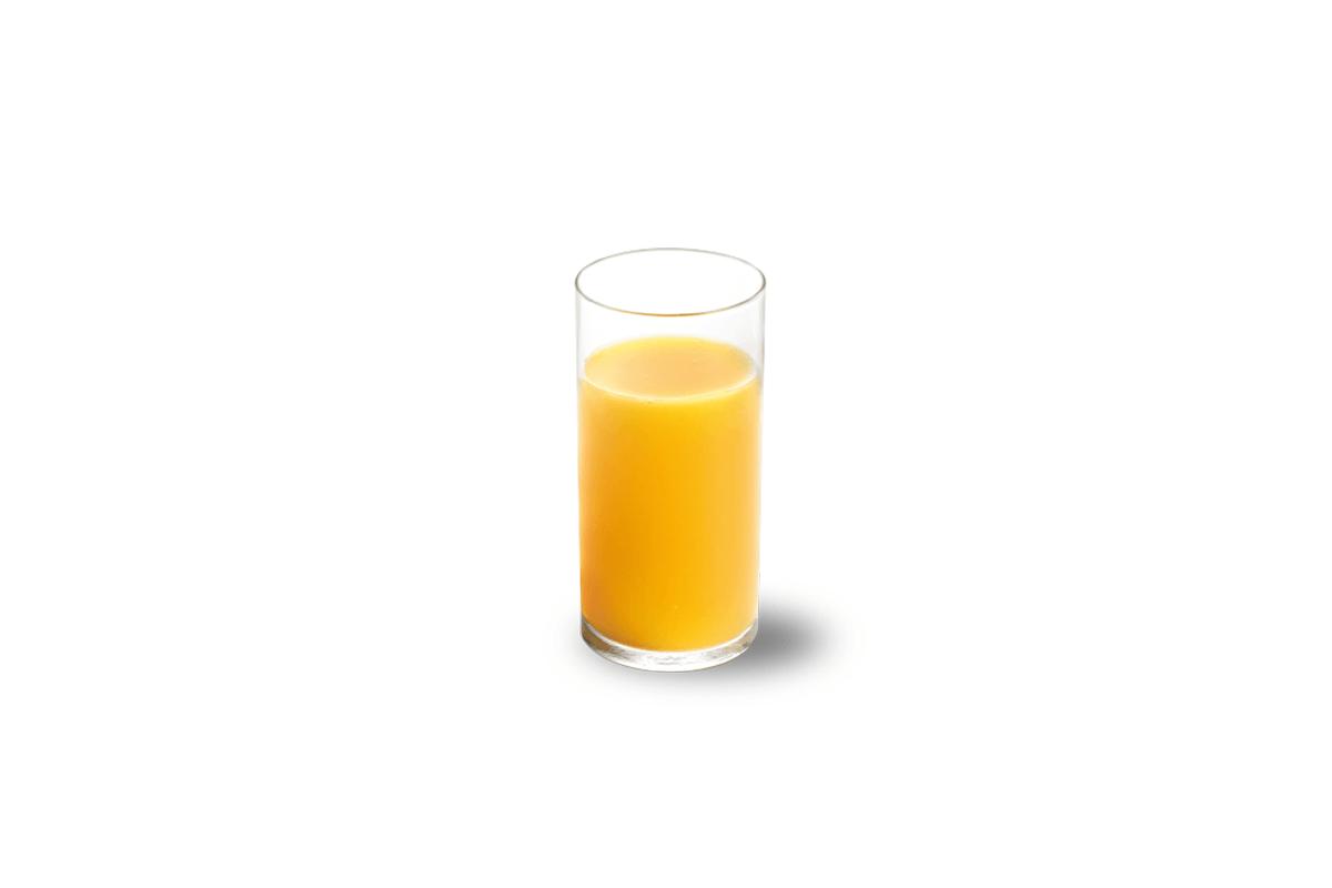 100% Spremuta fresca d'arancia