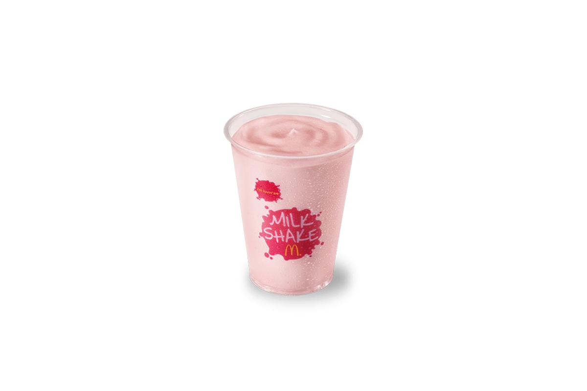 Milkshake Fragola