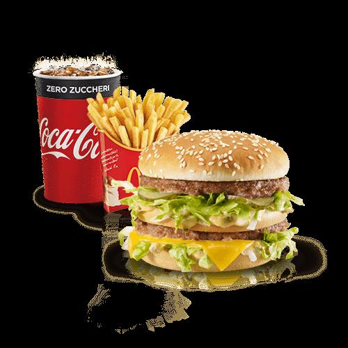 McMenu Big Mac