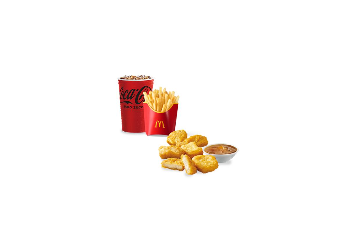 McMenu 6 Chicken McNuggets